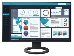 Monitor EIZO EV2495-BK LCD 24 Czarny