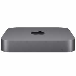 Mac mini i3-8100 / 8GB / 256GB SSD / UHD Graphics 630 / macOS / Gigabit Ethernet / Space Gray