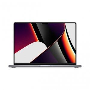 Apple MacBook Pro 16 M1 Max 10-core CPU + 32-core GPU / 64GB RAM / 1TB SSD / Klawiatura US / Gwiezdna szarość (Space Gray)