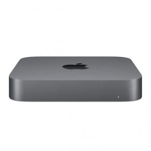 Mac mini i3 3,6GHz / 64GB / 512GB SSD / UHD Graphics 630 / macOS / Gigabit Ethernet / Space Gray (gwiezdna szarość) 2020 - nowy model