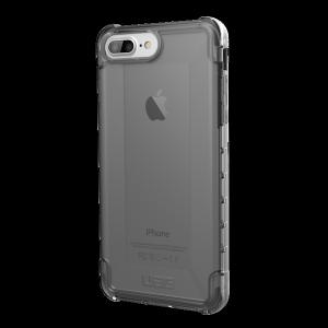 UAG Plyo - obudowa ochronna do iPhone 8/7/6S Plus (czarna przeźroczysta)