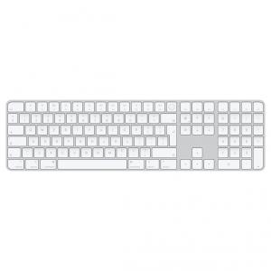 Klawiatura Magic Keyboard z Touch ID i polem numerycznym dla modeli Maca z układem Apple – angielski (międzynarodowy)