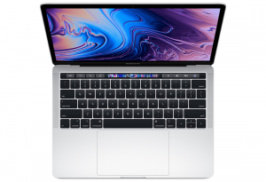 MacBook Pro 13 Retina True Tone i7-8559U / 16GB / 512GB SSD / Iris Plus Graphics 655/ macOS / Silver