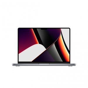 Apple MacBook Pro 14 M1 Pro 10-core CPU + 16-core GPU / 16GB RAM / 4TB SSD / Gwiezdna szarość (Space Gray)