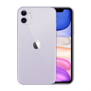 Apple iPhone 11 64GB Purple (fioletowy) - outlet