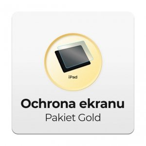 Ochrona Ekranu Pakiet Gold do Apple iPad
