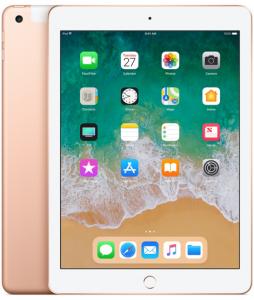 iPad 6-gen 9,7 128GB LTE + Wi-Fi Gold