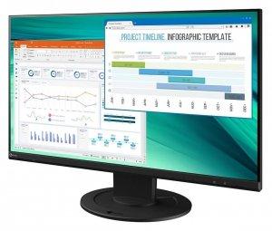 Monitor EIZO EV2460 23,8 LCD Czarny