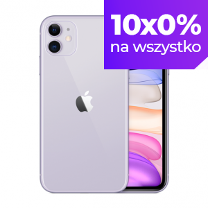 Apple iPhone 11 128GB Purple (fioletowy)