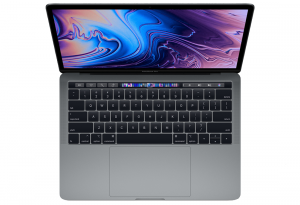 MacBook Pro 13 Retina True Tone i7-8559U / 16GB / 256GB SSD / Iris Plus Graphics 655/ macOS / Space Gray