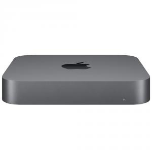 Mac mini i7-8700 / 8GB / 256GB SSD / UHD Graphics 630 / macOS / 10-Gigabit Ethernet / Space Gray