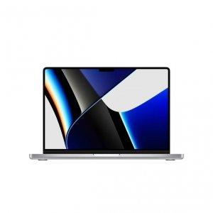 Apple MacBook Pro 14 M1 Max 10-core CPU + 24-core GPU / 32GB RAM / 2TB SSD / Srebrny (Silver)