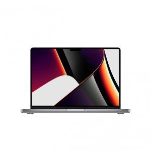 Apple MacBook Pro 14 M1 Max 10-core CPU + 24-core GPU / 32GB RAM / 512GB SSD / Gwiezdna szarość (Space Gray)