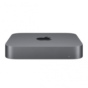 Mac mini i3 3,6GHz / 16GB / 512GB SSD / UHD Graphics 630 / macOS / 10-Gigabit Ethernet / Space Gray (gwiezdna szarość) 2020 - nowy model