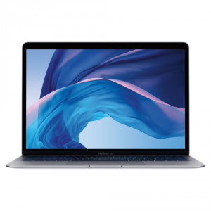 MacBook Air Retina True Tone z Touch ID i5 1.6GHz / 16GB / 128GB SSD / UHD Graphics 617 / macOS / Space Gray