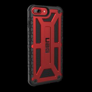 UAG Monarch - obudowa ochronna do iPhone 6s/7/8 Plus (czerwona)