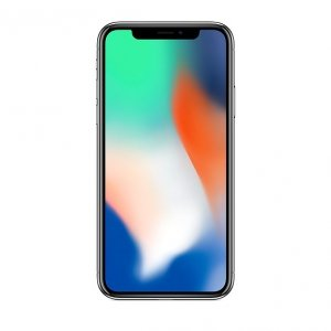 Apple iPhone X 256GB Silver (srebrny)
