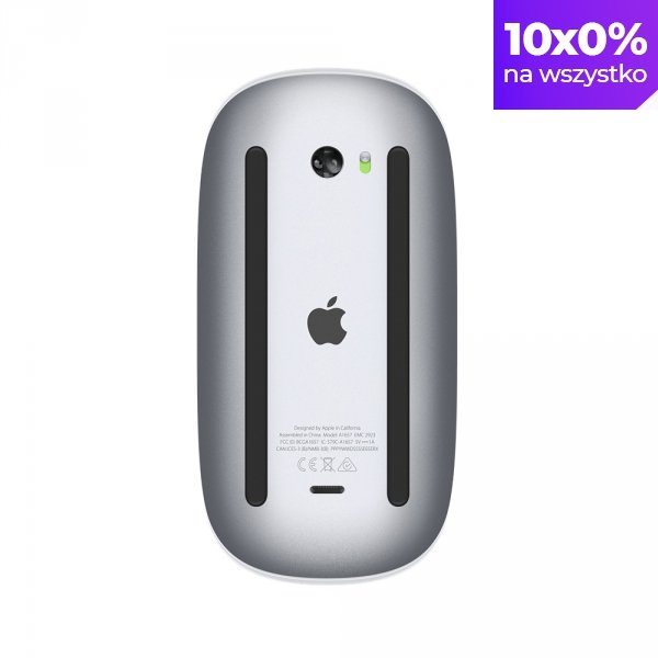 Mysz Apple Magic Mouse 2 White (biały) (wersja OEM)