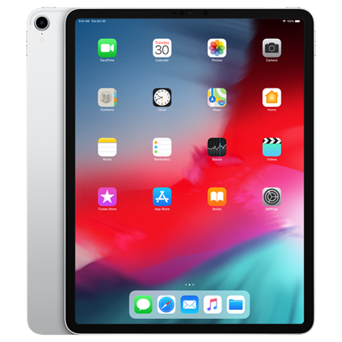 Apple iPad Pro 12,9 64GB Wi-Fi Silver
