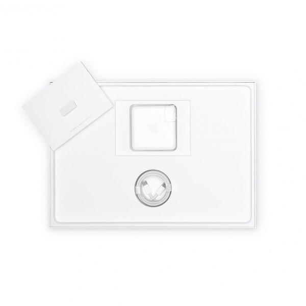 MacBook Pro 16 Retina Touch Bar i9-9880H / 16GB / 4TB SSD / Radeon Pro 5500M 4GB / macOS / Silver (srebrny)