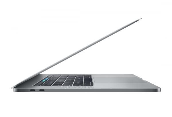 MacBook Pro 15 Retina True Tone i7-8750H / 16GB / 256GB SSD / Radeon Pro 560X / macOS / Space Gray