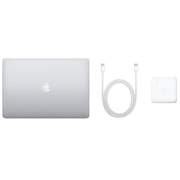 MacBook Pro 16 Retina Touch Bar i9-9980HK / 64GB / 2TB SSD / Radeon Pro 5500M 8GB / macOS / Silver (srebrny) - klawiatura US