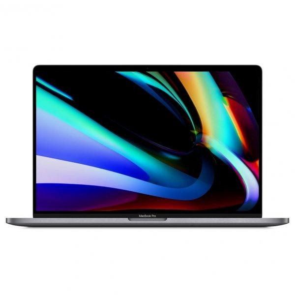 MacBook Pro 16 Retina Touch Bar i7-9750H / 32GB / 1TB SSD / Radeon Pro 5300M 4GB / macOS / Space Gray (gwiezdna szarość) - Klawiatura US