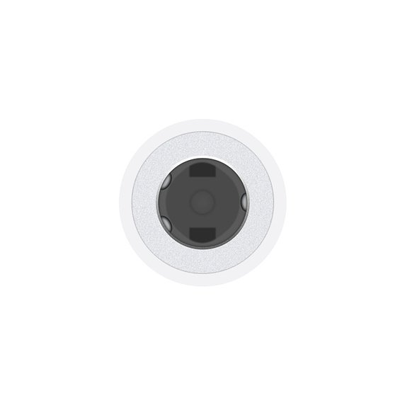 Apple Lightning do Jack 3,5mm Adapter