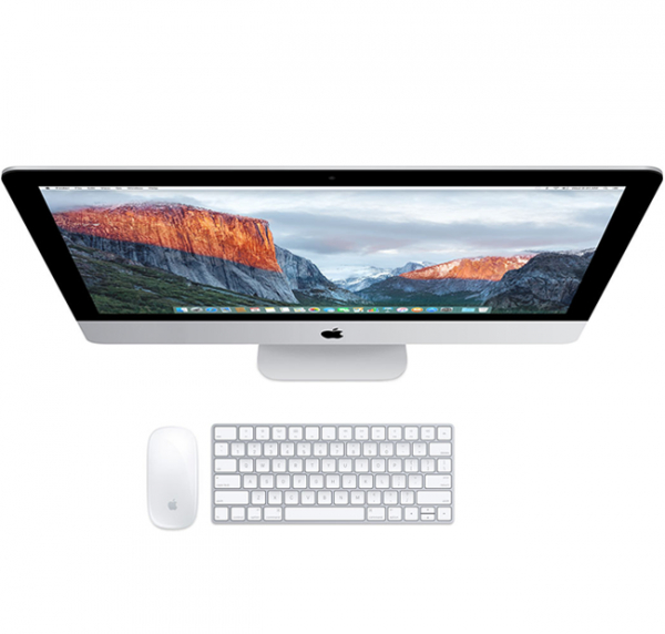 iMac 21,5 Retina 4K i7-7700/8GB/256GB SSD/Radeon Pro 555 2GB/macOS Sierra