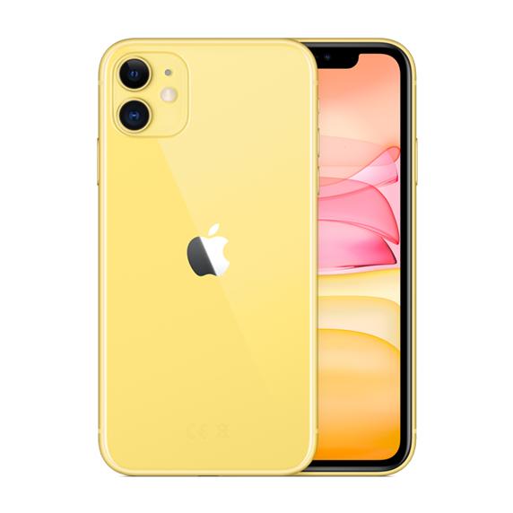 Apple iPhone 11 128GB Yellow (żółty)