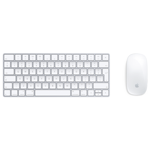 iMac 21,5 Retina 4K i5-8500 / 32GB / 1TB Fusion Drive / Radeon Pro 560X 4GB / macOS / Silver (2019)
