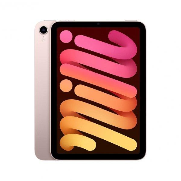 """Apple iPad mini 6 8,3"""" 64GB Wi-Fi Pink (Różowy)"""