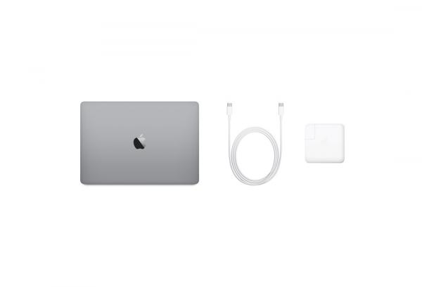 MacBook Pro 15 Retina True Tone i7-8850H / 16GB / 4TB SSD / Radeon Pro Vega 16 / macOS  / Space Gray