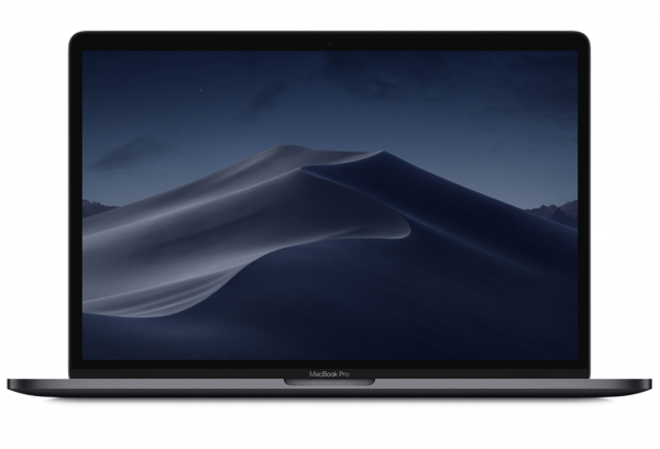 MacBook Pro 15 Retina True Tone i7-8750H / 16GB / 512GB SSD / Radeon Pro 560X / macOS / Space Gray