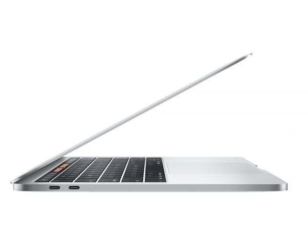 Macbook Pro 13 Retina TouchBar i5-7267U/8GB/512GB SSD/Iris Plus Graphics 650/macOS Sierra/Silver