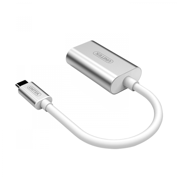 Unitek Adapter USB TYP−C do HDMI Aluminium
