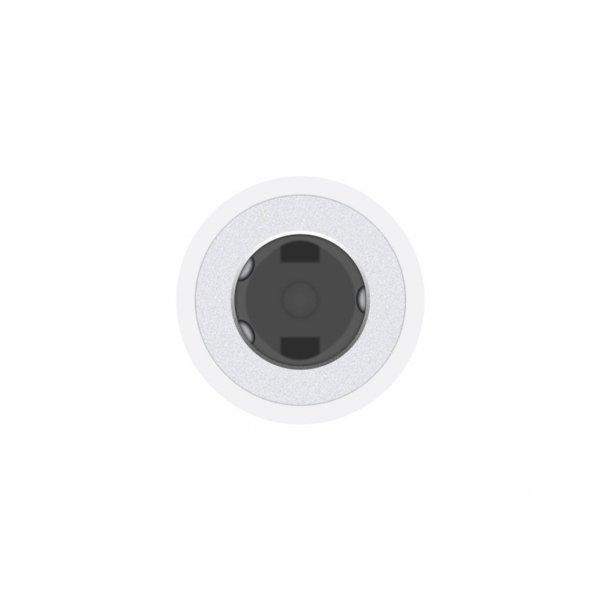 Przejściówka ze złącza Lightning na gniazdo słuchawkowe 3,5 mm