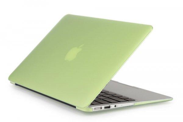 KMP Etui MacBook Air 13 - Zielony