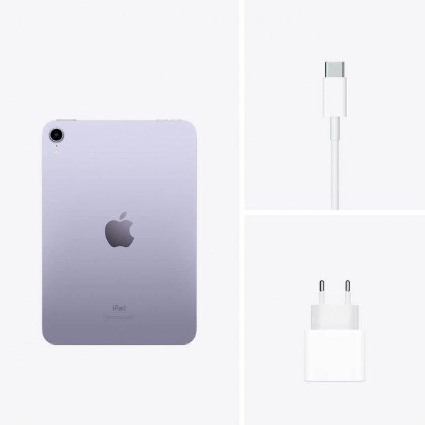 """Apple iPad mini 6 8,3"""" 64GB Wi-Fi Purple (Fioletowy)"""