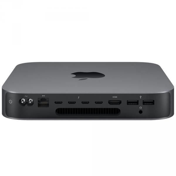 Mac mini i3-8100 / 8GB / 512GB SSD / UHD Graphics 630 / macOS / Gigabit Ethernet / Space Gray