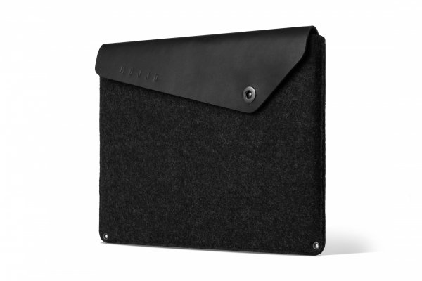 "Mujjo Sleeve Etui do MacBook Pro 15"" Black (czarny)"
