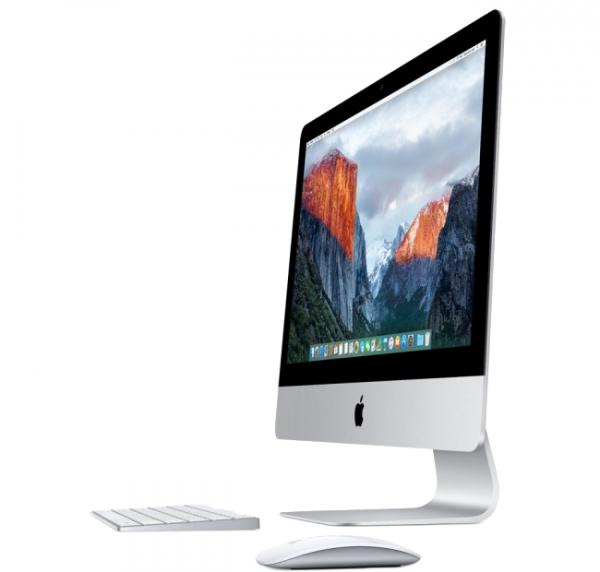 iMac 21,5 Retina 4K i5-7500/8GB/1TB Fusion/Radeon Pro 560 4GB/macOS Sierra