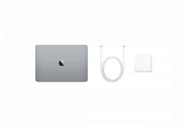 MacBook Pro 15 Retina True Tone i7-8750H / 16GB / 512GB SSD / Radeon Pro 555X / macOS / Space Gray