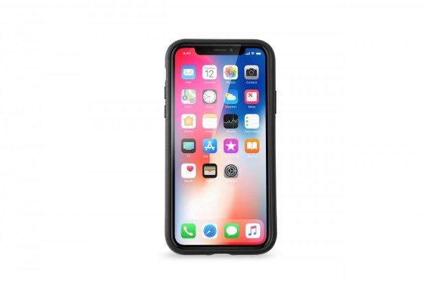 KMP Etui sportowe do iPhone X (czarny)