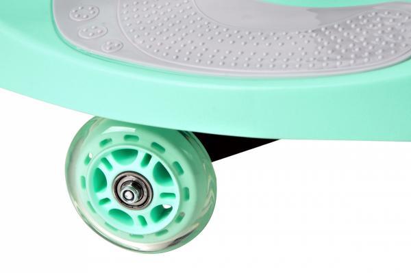 Pojazd dziecięcy TwistCar - Pastelove + Świecące kółka!