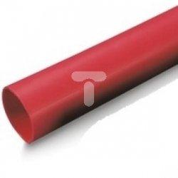 Rura termokurczliwa cienkościenna CR 2,4/1,2 - 3/32 różowa 8-7055 /1m/
