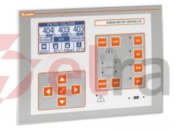 Panel sterowania agregatu LCD RS485 CAN USB WiFi 12/24V DC IP65 RGK800