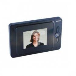 Wideodomofon bezsłuchawkowy 4 cale LCD + zasilacz13,5V DC otwieranie bramy JS OR-VID-JS-1021MV