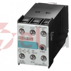 Elektroniczny moduł czasowy opoźnione załączenie 5-100sek 1Z 1R S0-12 3RT1926-2ED11