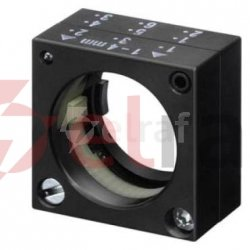 Uchwyt 22mm czarny 3SB3931-0AA